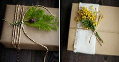 Gift wrapping, Ideas and Wrap gifts on Pinterest