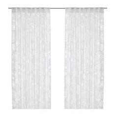 RENATE LJUV Sheer curtains, 1 pair - IKEA