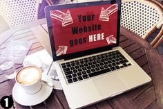 put your website in 7 MAGNIFICENT mockup devices by mrbluestar