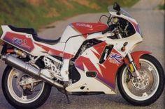 SPECIFICATION OF SUZUKI GSX-R 600 1992