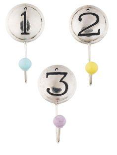 Numerokoukut 1, 2 ja 3