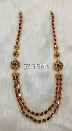Silver Bridal Jewellery, Gold Jewellery Design, Beaded Jewelry, Silver Jewelry, Ruby Necklace Designs, Gold Mangalsutra Designs, Soft Slippers, Bvlgari, 17th Century