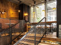 Scarpetta restaurant design and branding by I AM London UK 03 Scarpetta restaurant design and branding by I AM, London   UK