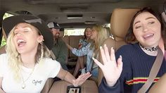 Miley Cyrus & Her Whole Family Sing Together In A Wild Carpool Karaoke — But Where's Liam? https://tmbw.news/miley-cyrus-her-whole-family-sing-together-in-a-wild-carpool-karaoke-but-wheres-liam  Miley Cyrus has an epic 'Carpool Karaoke' session with her family coming up as we saw in a July 31 trailer for the show, but her love Liam Hemsworth was nowhere to be found! What's going on?Miley Cyrus, Gwyneth Paltrow, John Legend and more celebs show off their singing chops in the new trailer for…