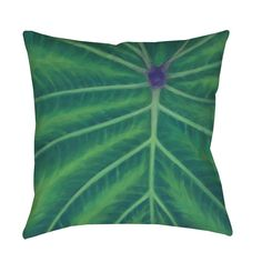 Thumbprintz Kalo Indoor/ Outdoor Decorative Throw Pillow