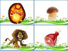 Bu sayfamızda okul öncesi dönemde kullanılabilecek bir oyunumuz bulunmaktadır.Hangi hayvanın ne yiyecek yediğini çocuklarımızdan eşleştirmelerini isteyeceğiz.Bu sayede hem hayvanları ve besin maddelerini öğrenirken hem de eşleştirme becerisi yapmış olacaklardır.İyi çalışmalar... Okul öncesi hangi hayvan ne yer etkinliği; Scenery Drawing For Kids, Food Flashcards, School Frame, Cicely Mary Barker, Educational Games For Kids, Kids Gifts, Animals And Pets, Kindergarten, Puzzle