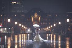 東京周遊ロケーション ロケーションプラン 東京(竹芝・浜松町)結婚写真・フォトウエディング専門スタジオアクア東京ベイ