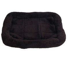 Water and Wood Medium Size Pet Dog Cat Nest Bed Mat Pad Blanket Warmer Pashm Cozy Black -- Read more at the image link. (This is an affiliate link and I receive a commission for the sales) Dog Sofa Bed, Bolster Dog Bed, Dog Cots, Large Dog Crate, Pet Dogs, Pets, Warm Bed, Dog Cushions, Nest