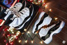09a0f99c611 Air Jordan 11 Concord • The Grail : Ward 1 Design Air Jordan 11 Concord,