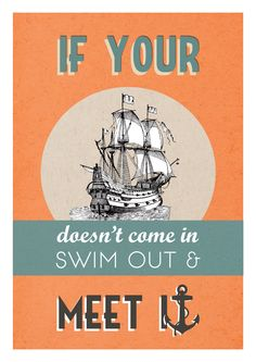 Motivational Nautical Decor Office Poster by oflifeandlemons Nautical Quotes, Nautical Theme, Photo Quotes, Me Quotes, Funny Quotes, Pearl Quotes, Pirate Quotes, Pirate Shirts, White Lake