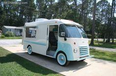 Vintage Food Truck -  Yes!