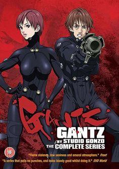 gantz anime - Google Search