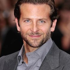 Bradely Cooper - love him as an actor and he is a great dresser!