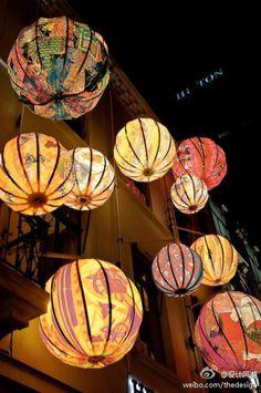 【美丽的中国】夜渐深,笼灯就月,子细端相。知音见说无双。解移宫换羽,未怕周郎。长颦知有恨,贪耍不成妆。