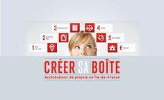 Créer sa boite : création d'entreprise en Île-de-France