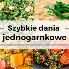 Jak gotować kaszę jaglaną i co warto o niej wiedzieć? Vegetarian Recipes, Cooking Recipes, Healthy Recipes, Healthy Dishes, Healthy Snacks, Paleo Dinner, Dinner Recipes, Helathy Food, Clean Eating