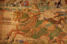 Le chevalier de la salle du Kaiser