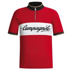Campagnolo Retro Wool Cycling Jersey