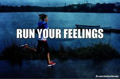 This is why I love running~