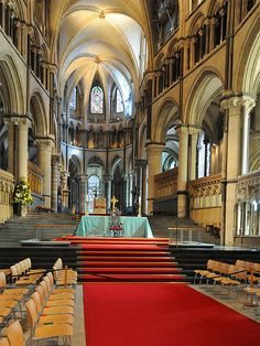 Canterbury Cathedral, Canterbury,  England Copyright: Pierre Langlois