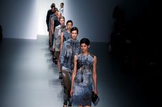 Christopher Raeburn's Mirage collection for S/S 2014 | Fash Mob