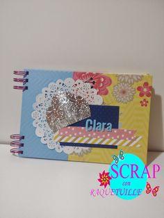 Scrap con Raquetuille: Álbum de fallera IV Office Supplies, Scrap, Album, Hacks, Cover Pages, Cards, Hipster Stuff, Book, Art