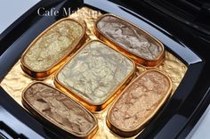remember these? | Lumieres Byzantines de Chanel Palette Highlighters