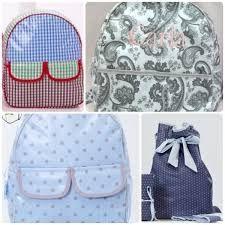 Resultado de imagen para mochilas de tela como hacer