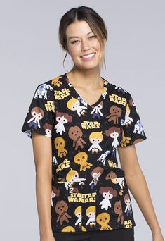 26e259cad34 9 Best Snoopy Scrub Tops images in 2019 | Scrub tops, Scrubs uniform ...