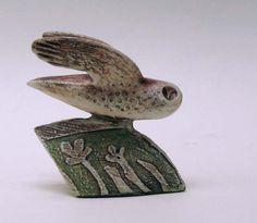 Flying Owl by Blandine Anderson