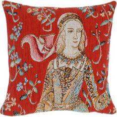 Eloise Tapestry Pillow