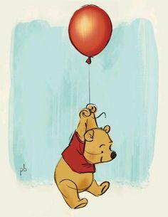 Baby nursery winnie the pooh childhood Ideas Winnie The Pooh Quotes, Winnie The Pooh Friends, Disney Winnie The Pooh, Disney Love, Winnie The Pooh Drawing, Eeyore Quotes, Winnie The Pooh Pictures, Quotes Quotes, Arte Disney