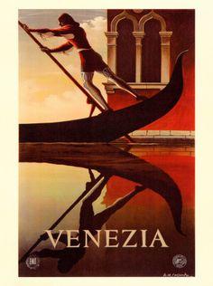L'Italie d'autrefois en affiche dans Photographies du monde d'autrefois AP465