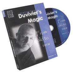 Duvivier's #magic #volume 3 from old to new dvd card coin #magic #tricks sleights,  View more on the LINK: http://www.zeppy.io/product/gb/2/151270983522/