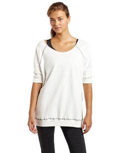 Hknb Heidi Klum For New Balance Women's Flashdance Sweatshirt: Amazon.com: Clothing