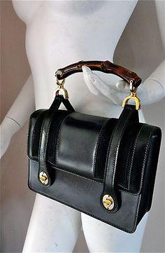 87d23676b61 107 Best Love Gucci vintage images   Vintage gucci, Gucci bags ...