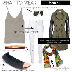 Cotton Glitter: Brunchwear