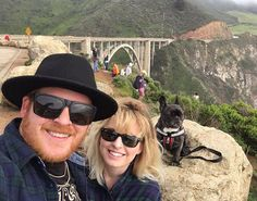 You know just doing what any normal dog does. Sit on a rock and risk my life while my Dad takes a selfie. Atleast the scenery was good 😂🌊😎 #me #frenchie #frenchbulldog #barkbox #instafrenchie #dad #frogdog #california #bixbybridge #dogsofinstagram #puppylove #buzzfeed #weeklyfluff #bullyinstafeature #bulldog #8103 #mascot #dogscorner #dogsandpals #batdog #batpig #og #family #mansbestfriend #mascot #carmel #bigsur #frenchies #frenchbullys #frenchbullys #bigsurlocals #montereybaylocals…