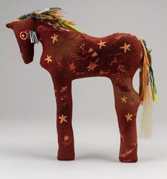 Designs by Gretchen:Gallery Store: Santa Fe Spirit Pony