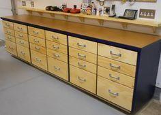 Shop Storage Cabinets
