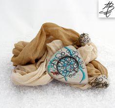polymer jewelry inspirace Takahiko Hayashi