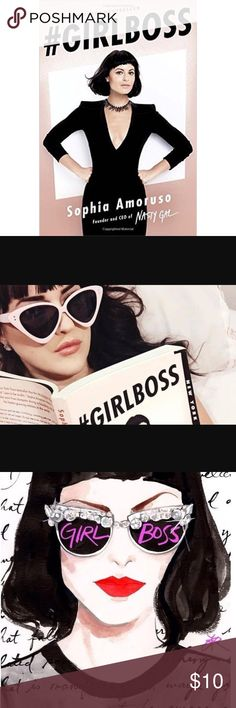 "#GIRLBOSS by NastyGal Founder & CEO Sophia Amoruso The ""Cinderella of Tech"" shares her story, secrets & tips in this exhilarating read. #1 New York Times Bestseller! Read her full story before the Netflix show comes out! Hardcover - mint condition  Nasty Gal Other"