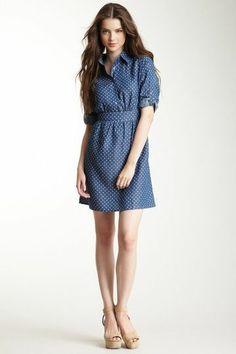 Cute Polka Dot Dress.