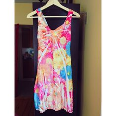 Fitted Daisy Dress