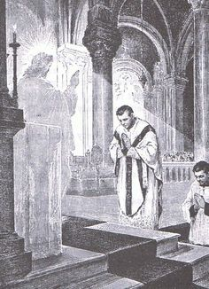 Confiteor in Latin Mass ... http://corjesusacratissimum.org/2009/12/who-i-am-some-notes-part-i/