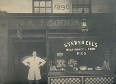 Goddards Pie and Mash Evelyn Street Deptford London