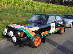 racecarsdirect.com (Race Cars For Sale) » Chrysler Sunbeam Lotus GRp2 O'DELL