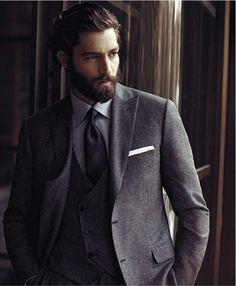 i like the 'textured' look of the suit if in lighter grey