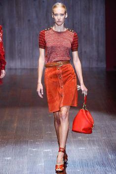 Gucci Spring 2015 Ready-to-Wear - Collection - Gallery - Look 16 - Style.com