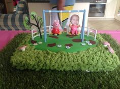 FAILSAFE (or close) decorated cakes: Peppa Pig by Prue